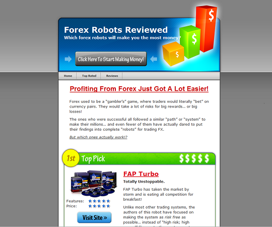Eforex store review